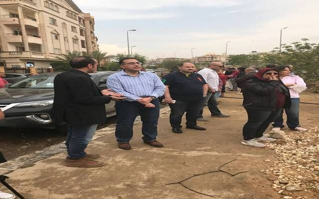 إيقاف مسئولين بجهاز القاهرة الجديدة وإحالة وقائع أزمة الأمطار للنائب العام القاهرة مباشر أعلنت هيئة الرقابة الإدارية Street View Scenes Views
