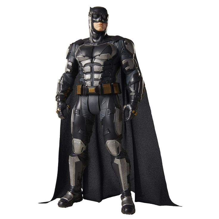 "DC Theatrical BIG-FIGS Justice League 20"" Armored Batman Action Figure"
