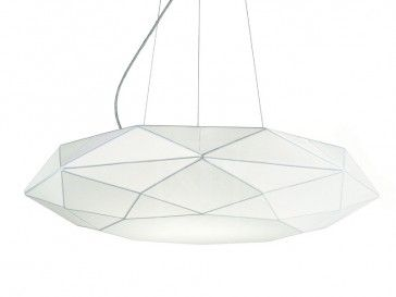Lámpara Diamond suspensión de Morosini