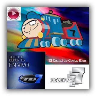 Canal 7 en vivo Costa Rica