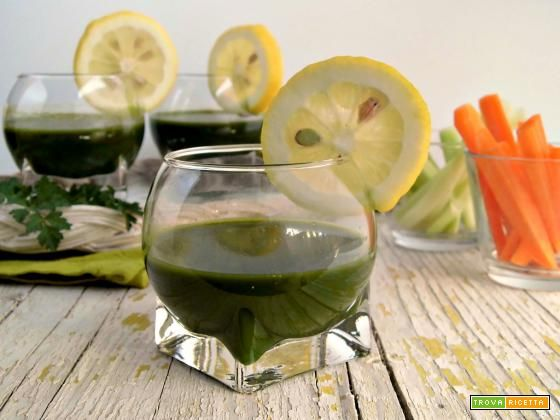Succo green  #ricette #food #recipes