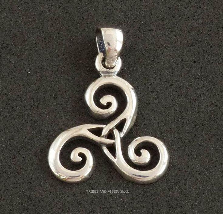 Celtic Triskele Pendant Celtic Triskele Pendant