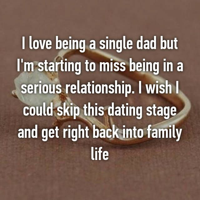 problems with dating a single dad No ffence to any ladies out there but here i am a single dad dating forums are a place to meet singles and going through the same type of problems.