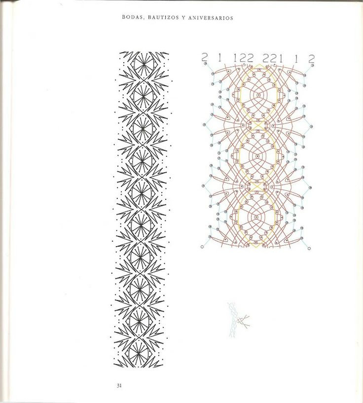 small number of pairs for getting started Motivos de encaje de bolillos - rosi ramos - Picasa Web Albums