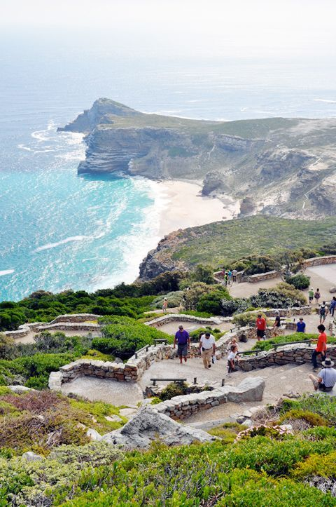 Cape of Good Hope, South Africa...