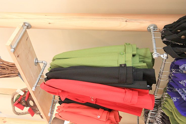 17 Best Images About Display On Pinterest Clothes Racks