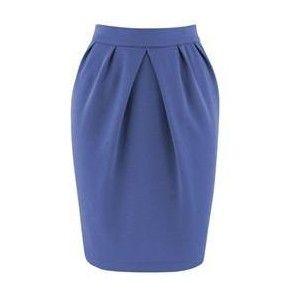 BLUE TULIP SKIRT | Peacocks, Women''s Dresses & Skirts | OSOYOU