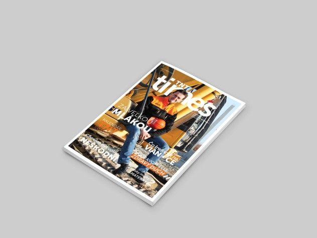 Magazin and design