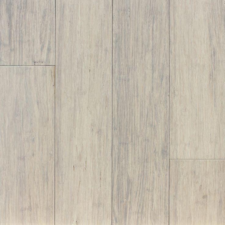 Genesis bamboo flooring White Wash Brushed