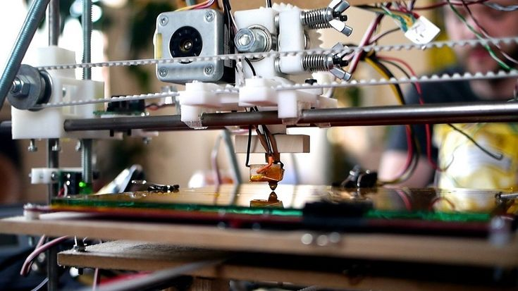 For A Few Hundred Bucks, You Can Make Your Own 3-D Printer by RAE ELLEN BICHELL, November 12, 2013 | NPR
