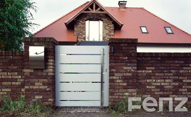 #Pochwyt #FenzRail producenta nowoczesnych #bram i #ogrodzeń #FENZ