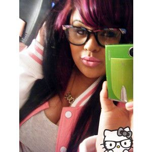 17 best images about pretty girl swag on pinterest follow me rasheeda and swag girls - Mixed girl swag ...
