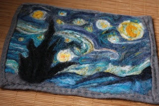My version of starry night