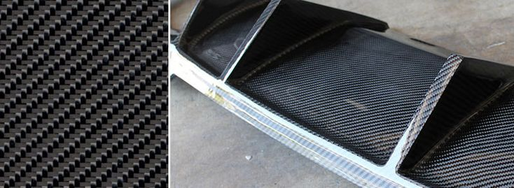 A Guide to Understanding Carbon Fiber Weaves and Fabrics - http://www.bmwblog.com/2014/09/19/guide-understanding-carbon-fiber-weaves-fabrics/