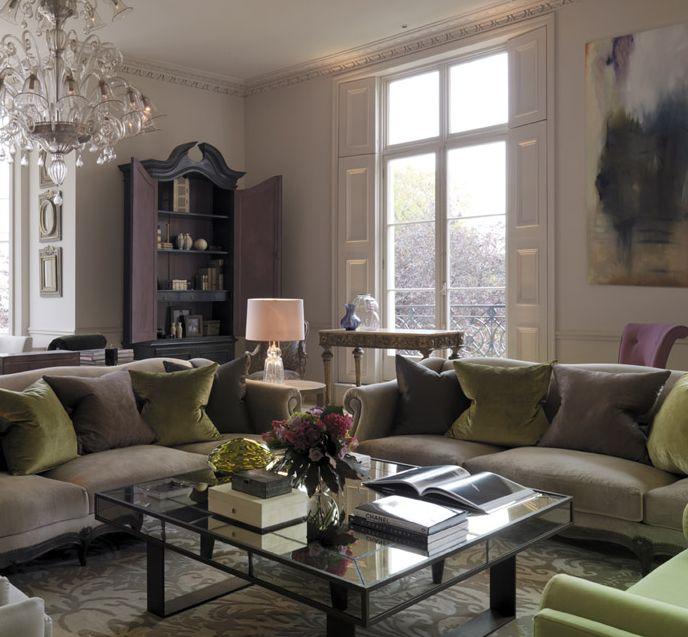 I Love Louise Bradleyu0027s Interiors....gorgeous Textures, Colour Palettes.