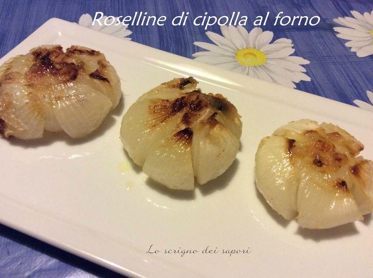 Roselline di cipolla