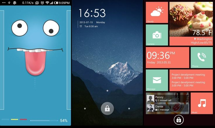 Best Lock Screens For Your #Android Phone https://www.technobezz.com/four-best-lock-screens-for-your-android-phone/