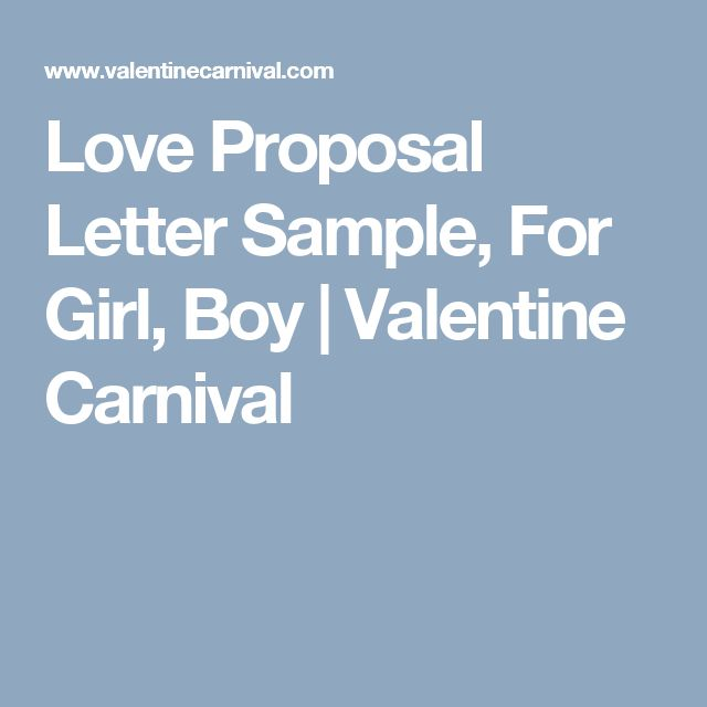 The 25+ best Proposal letter ideas on Pinterest Sample proposal - it services proposal template