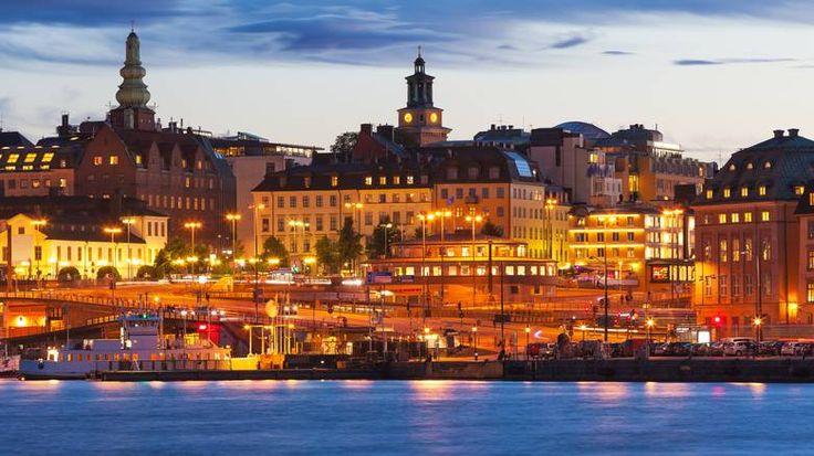 Åtte grunner til å reise til Stockholm akkurat nå - Aftenposten reise