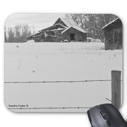 Rustic Shacks Mouse Pad by Sandra Foster Designs. http://www.zazzle.com/rustic_shacks_mouse_pad-144666473938440016?rf=238440627141663453