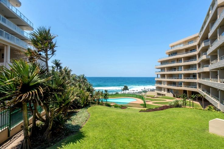 Les Mouettes 109 Self Catering Holiday Accommodation In Ballito - North Coast, KZN See more on https://goo.gl/EWVAzd  This well equipped homely apartment has everything you need. This unit is situated in a secure complex in central Ballito with direct beach access 20 metres from the shark protected Willard's swimming beach.