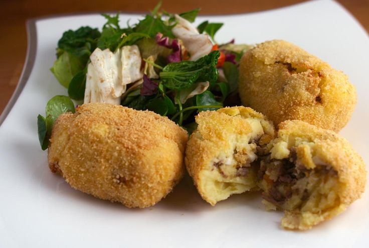 How to Make Papa Rellena -- Stuffed Potatoes -- the Whole Family Will Love