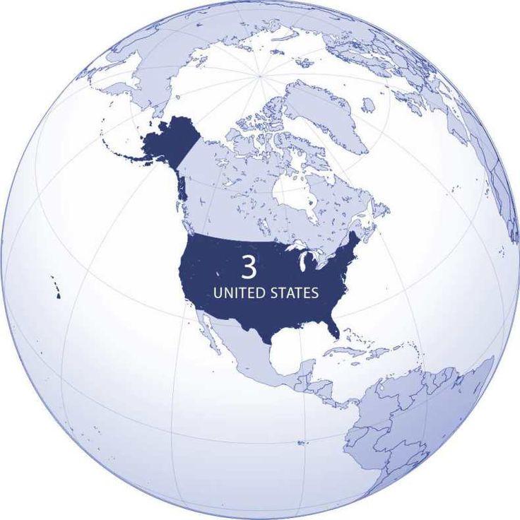United States World Map Addicted04 Wikimedia America Pinterest World