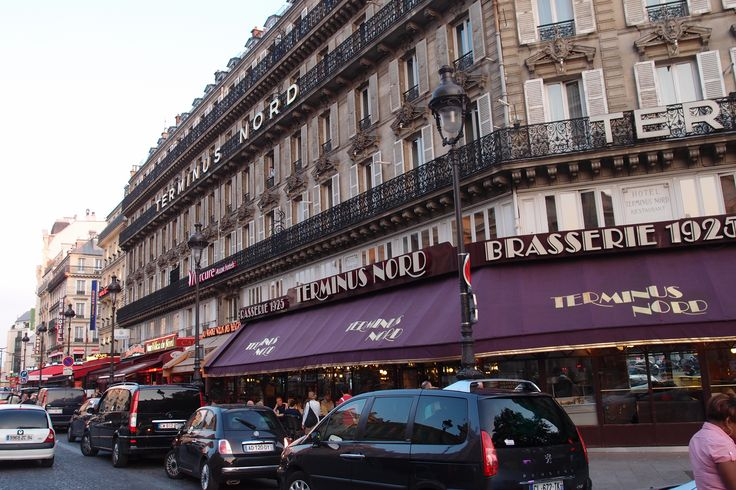 Einfach optimal, wenn man per Thalys oder EuroStar anreist: Mercure Hotel Terminus Nord Paris -  vis-a-vis Gare du Nord: