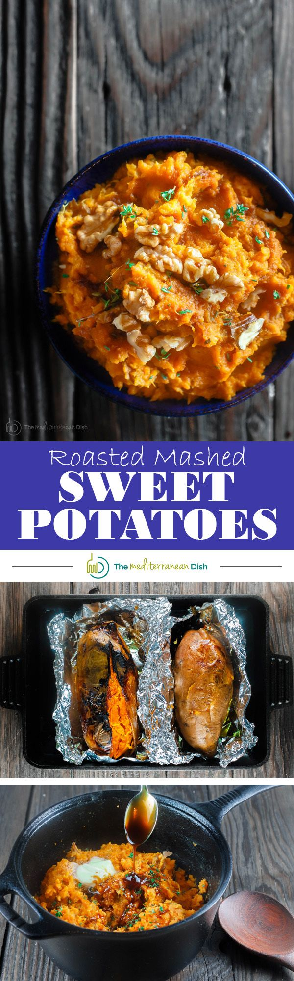 Sweet potato and molasses soup recipes