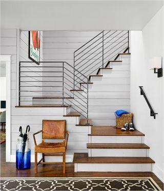 Stunning Stair Railings (Centsational Girl)