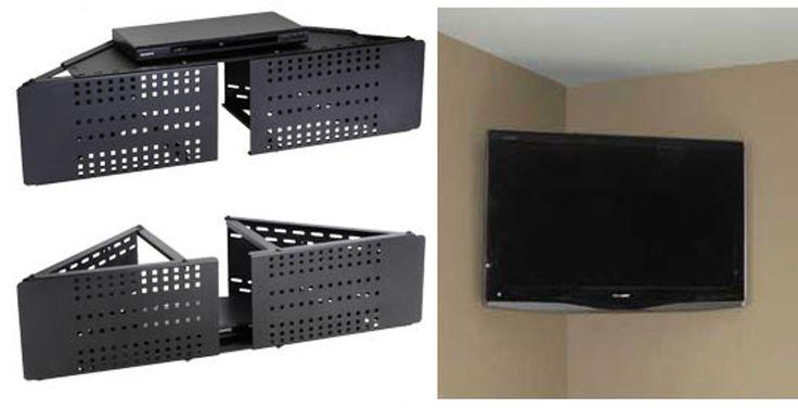 best 25 tv in corner ideas on pinterest corner tv corner entertainment unit and corner unit. Black Bedroom Furniture Sets. Home Design Ideas