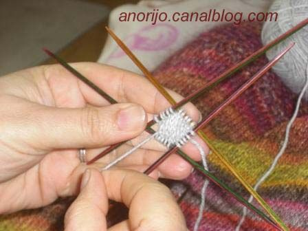 tuto détaillé de ma méthode pour tricoter des chaussettes par la pointe