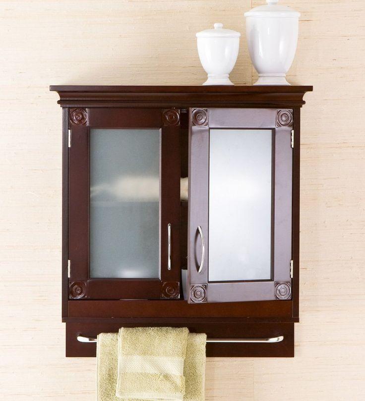 wall bathroom cabinets