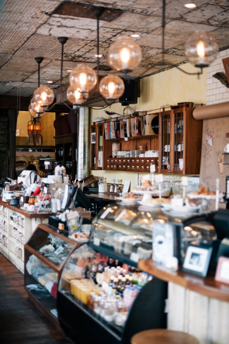 one shot coffee & cafe | Cafe, Coffee Shop, and SuperRad People