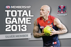 Melbourne Club Support Membership Card
