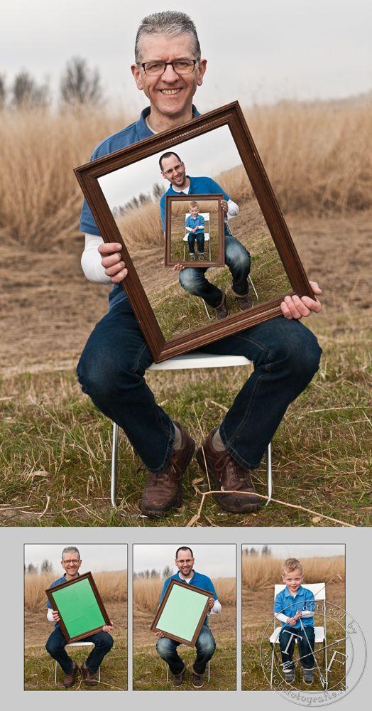 Wie generiere ich Familienfotos