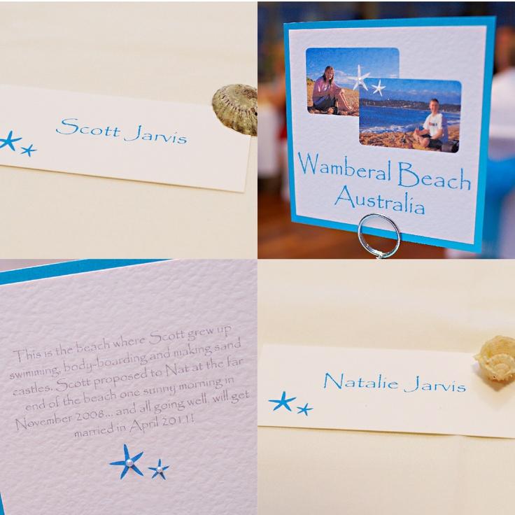 Nat & Scott Beach Wedding