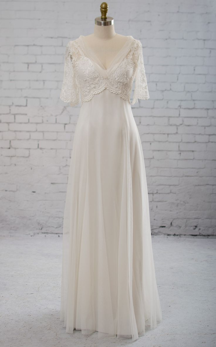 irish wedding dresses with sleeves irish wedding dresses ...