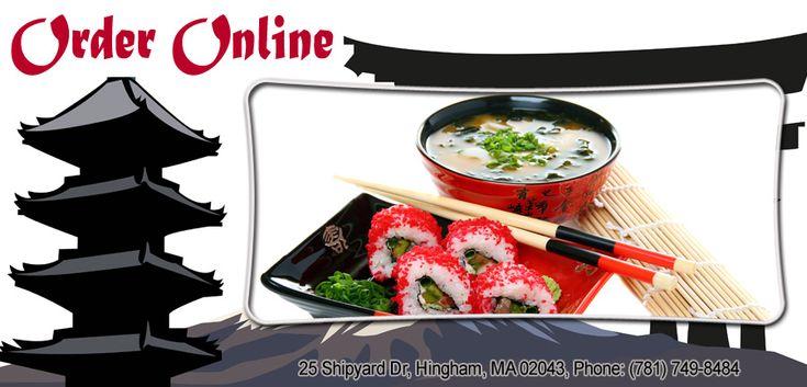 Restaurant Zendo Menu Sushi