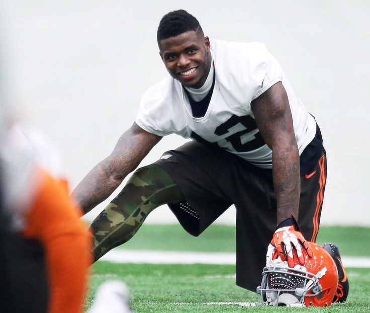 Cris Carter on Josh Gordon's letter: 'I'm only going to talk about players that are in the league' | cleveland.com