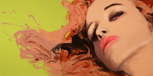 by NYC painter Corno