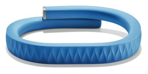 Jawbone (JBR06-LG) Up Bluetooth Headset, Large - Retail Packaging - Blue UP tracks your steps, distance, calories burned, pace, intensity level, active vs. inactive time, GPS walk/run routes and more.  UP also lets you program your wristband to vibrate on your wrist and remind you to move when you've been inactive.. UP tracks your hours slept, light vs. deep sleep, awake time and overall sleep qua... #Jawbone #Wireless