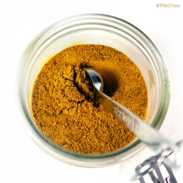 Curry Spice Mix by Carla Hall!  Why buy expensive pre-made curry spice mix when you can make your own!