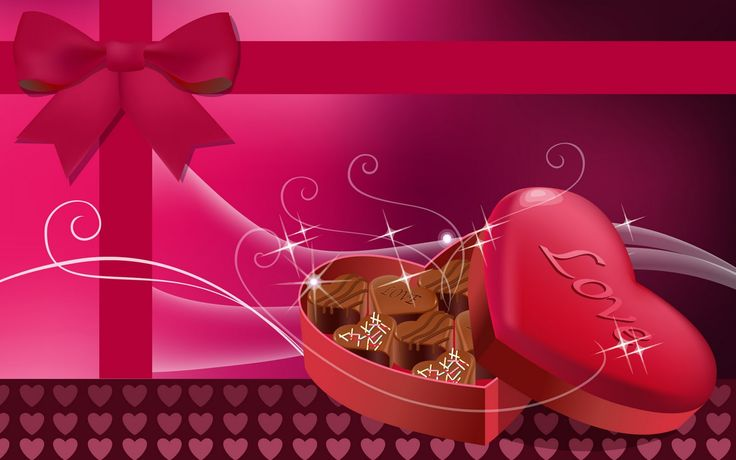 happy valentine day sms for her