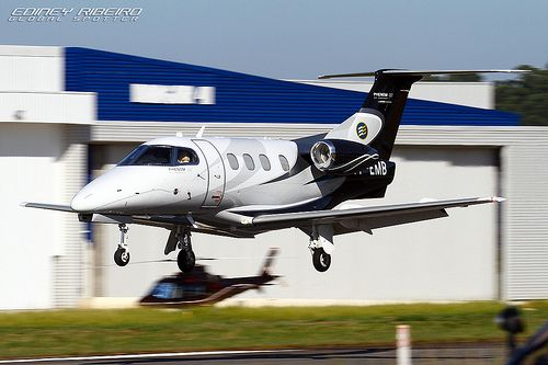 EMBRAER PHENOM 100 | JUNDIAI | QDV-SBJD | Ediney Ribeiro | Flickr