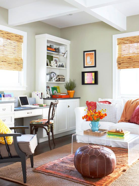 How to keep your family organized office living roomsoffice spacesbedroom