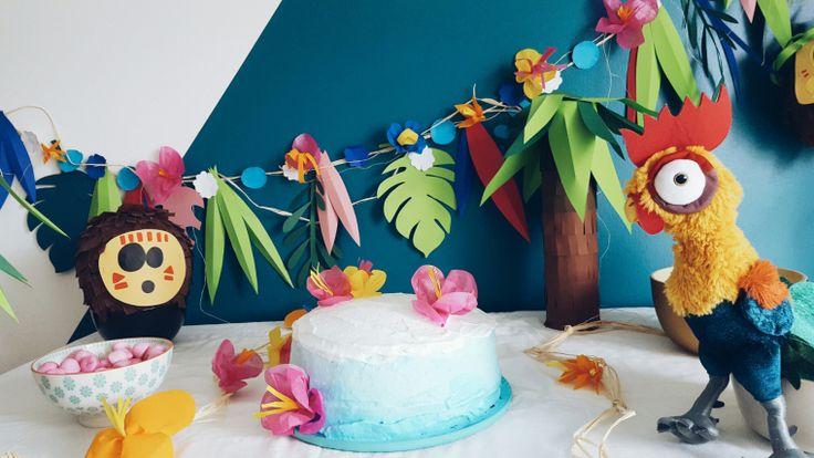 moana party . anniversaire vaiana . décoration vaiana. Disney. #moana #moanaparty #Disney #vaiana #moanabirthday #anniversaire vaiana
