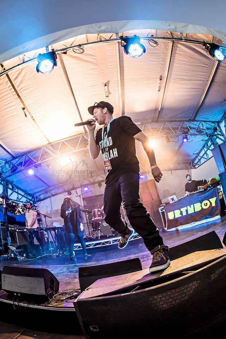 Sprung Hip Hop Festival Brisbane 2013 Urthboy