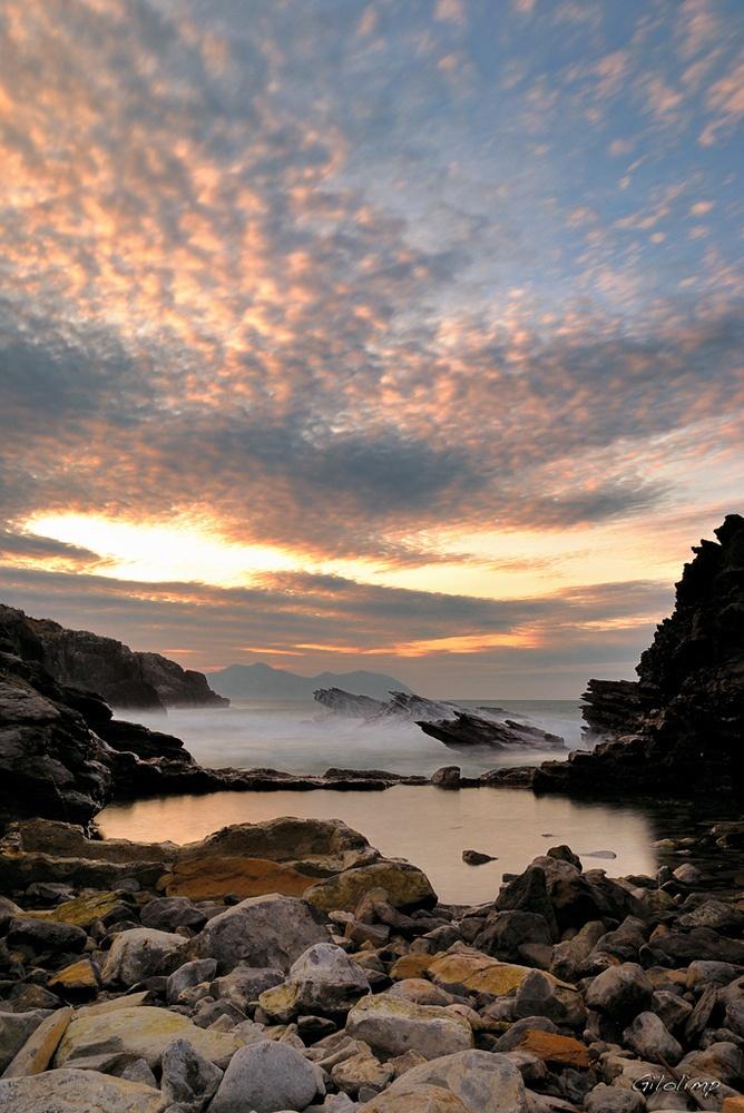 Punta de Sonabia, Cantabria, Spain