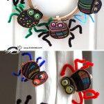 CARDBOARD+SPIDERS